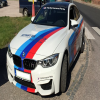 Jazda na BMW M4 Performance